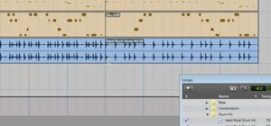Add loops to your session when using Pro Tools