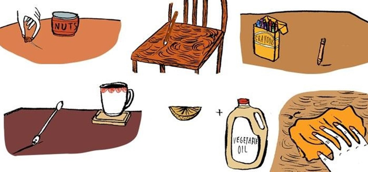 10 DIY Ways to Repair Nicks and Scratches on Wooden Furniture