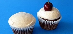 Cherry or No Cherry? Vegan Chocolate Cupcakes