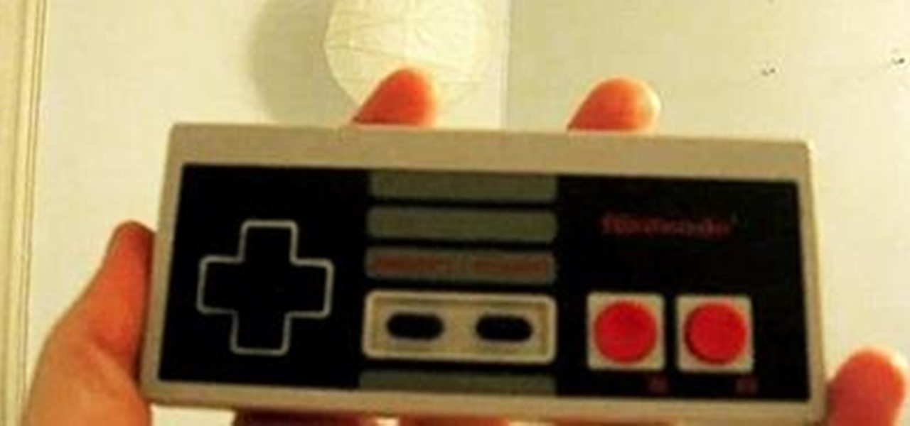 Turn Your Old NES Controller into a Wireless Light Switch Remote