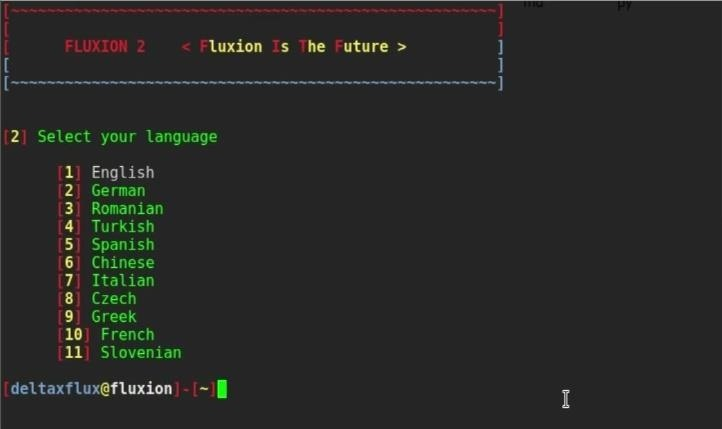 Fluxion : Cracking Wifi Without Bruteforce or Wordlist in Kali Linux