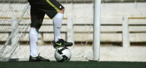 Do the Step it Up Nike soccer drill w/ Andrés Iniesta