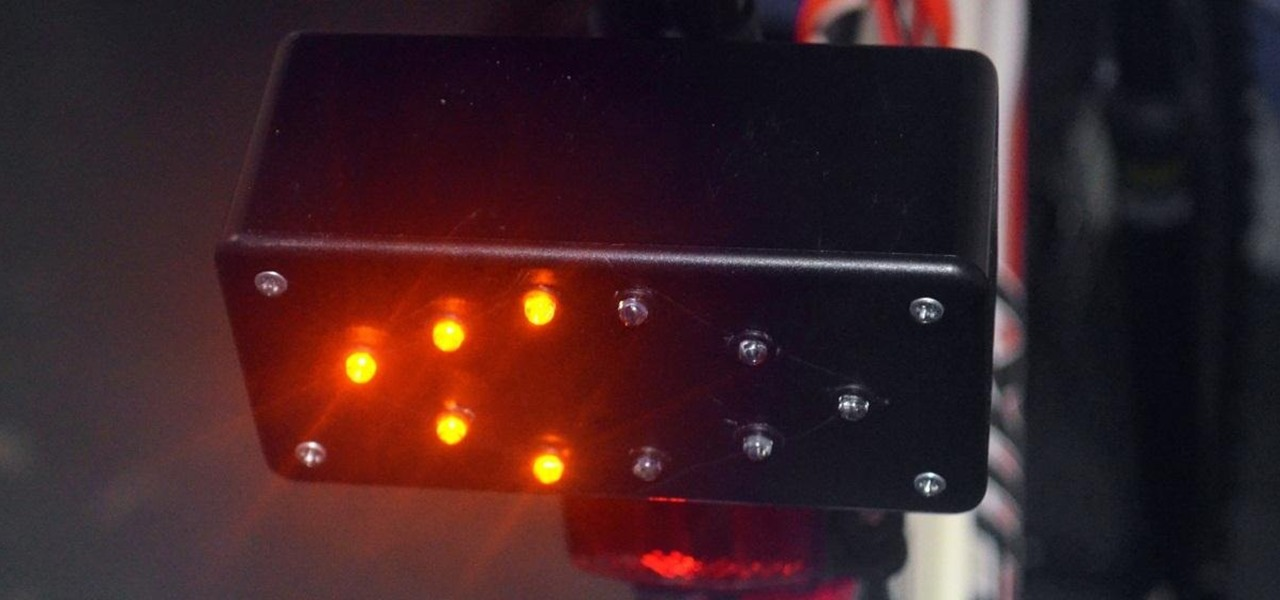 Add LED Turn Signals to Your Bike for Safe Road Cycling