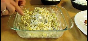 Pasta with Cottage Cheese