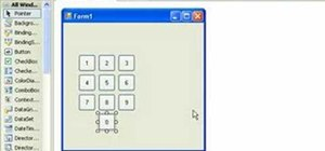 Make a simple calculator in Visual Basic