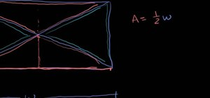 Prove that the areas of diagonal-generated triangles are equal in geometry