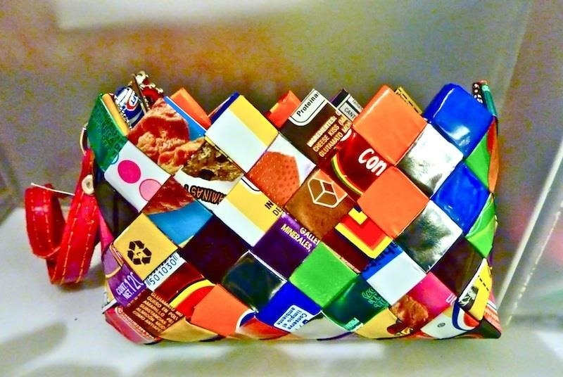 11 Clever Candy Wrapper Crafts You Can Do After Binging on ...