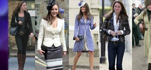 Dress with royal style like Kate Middleton