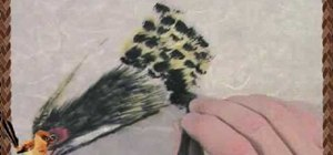 Draw a traditional pheasant - Chinese brush painting