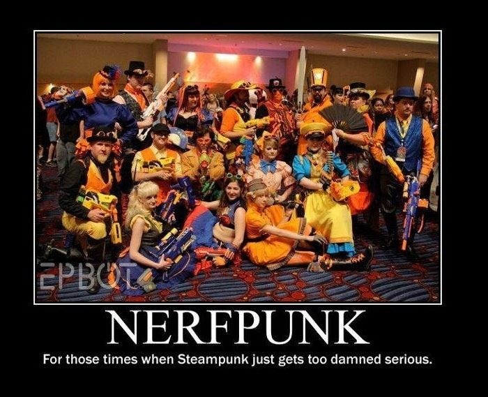 What Are Your Resolutions for This Year's Steampunk?