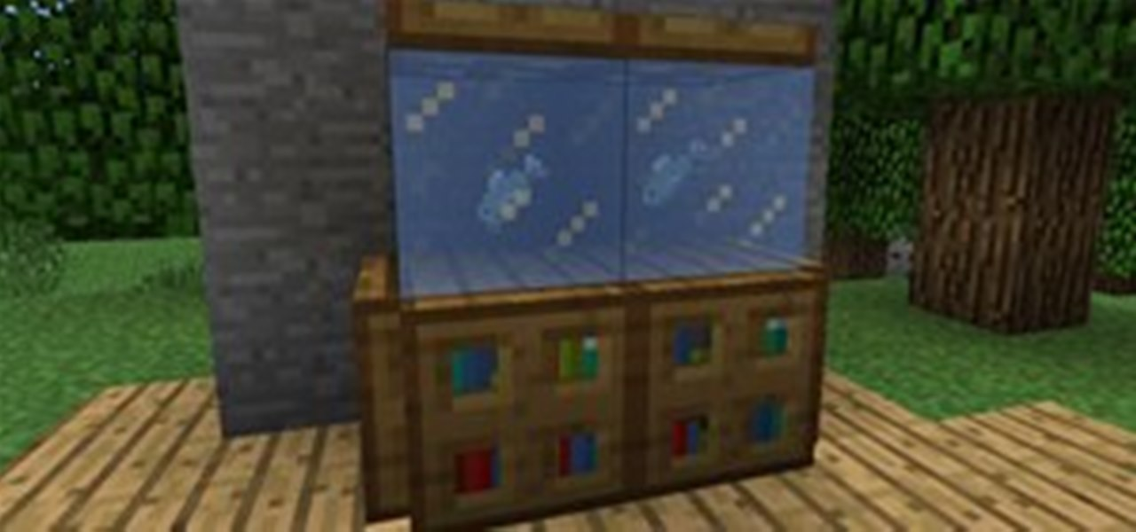 How To Make Furniture In Minecraft Minecraft