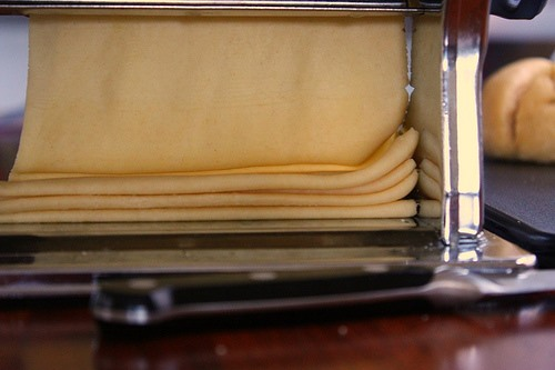 HowTo: Make Fresh Pasta By Hand