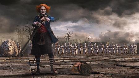 Mad Hatter: Lewis Carroll vs. Depp-Burton