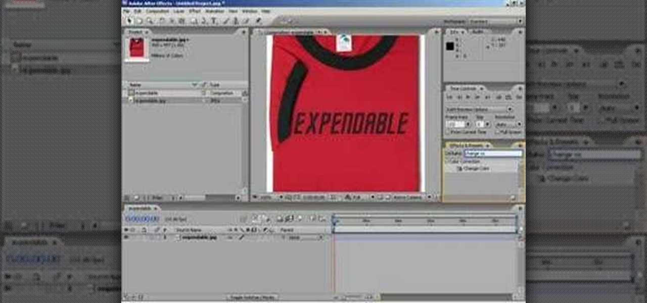 Adobe After Effects Cs3 Tutorial Pdf