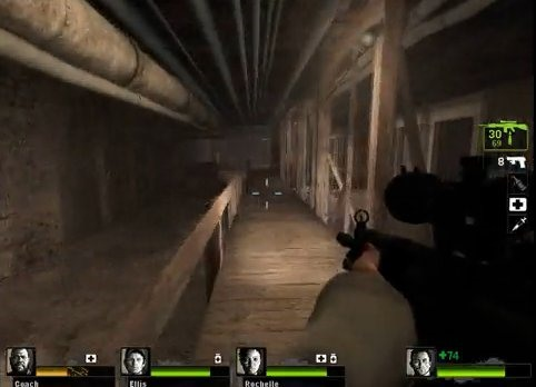 L4D2: Chapter 2 - The Underground