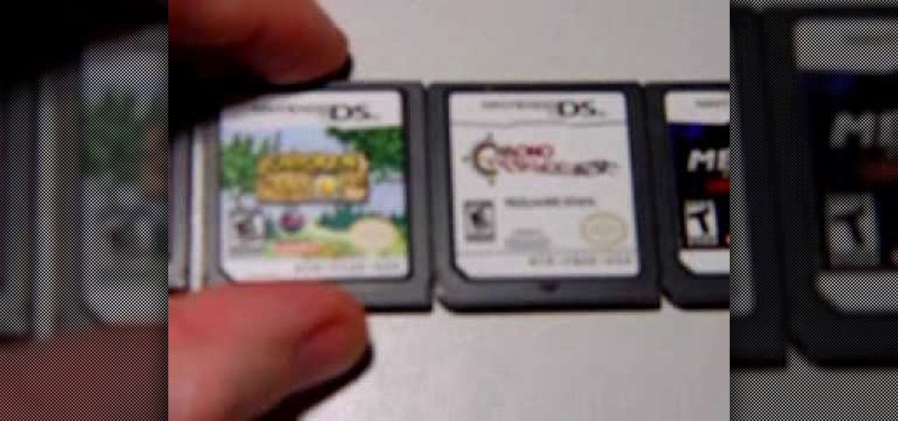 Porn games on ds