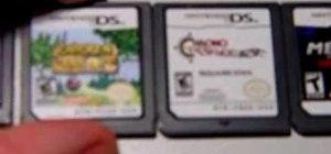 Spot a fake Nintendo DS game