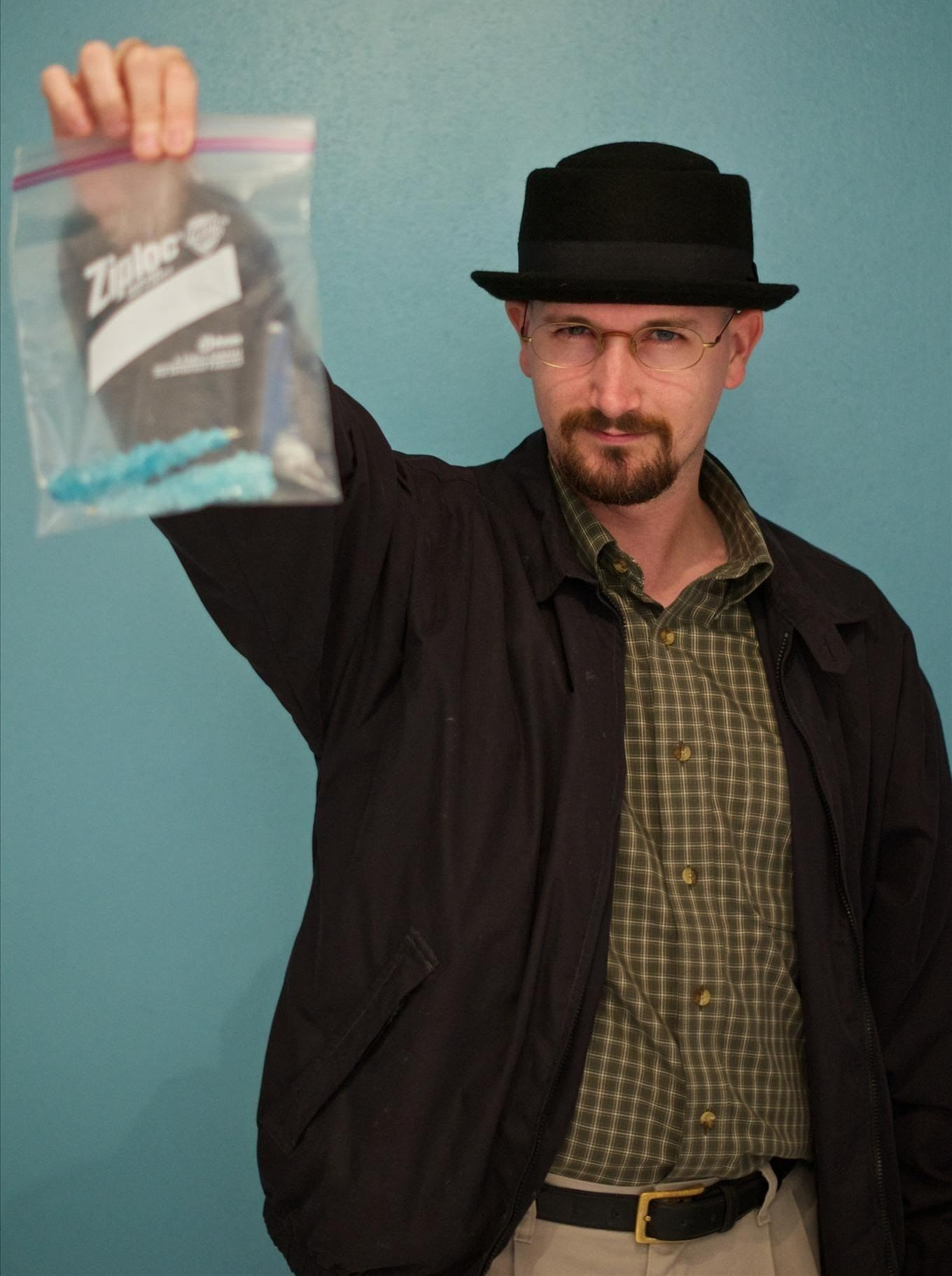 heisenberg - Halloween Costume Breaking Bad