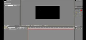 Create a simple 3D title sequence entirely within Adobe After Effects