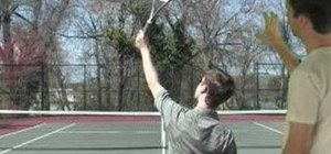 Practice tennis serve pronation