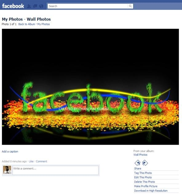 How-To-Use Facebook To Host your blog/website Images And Get