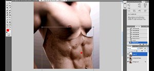 Get a virtual six pack in Photoshop