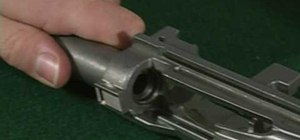 Clean your Ruger Mini-14 Target Rifle magazine