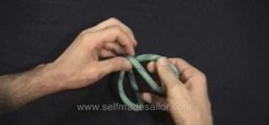 Tie a Heaving Line knot / Franciscan Monks' knot