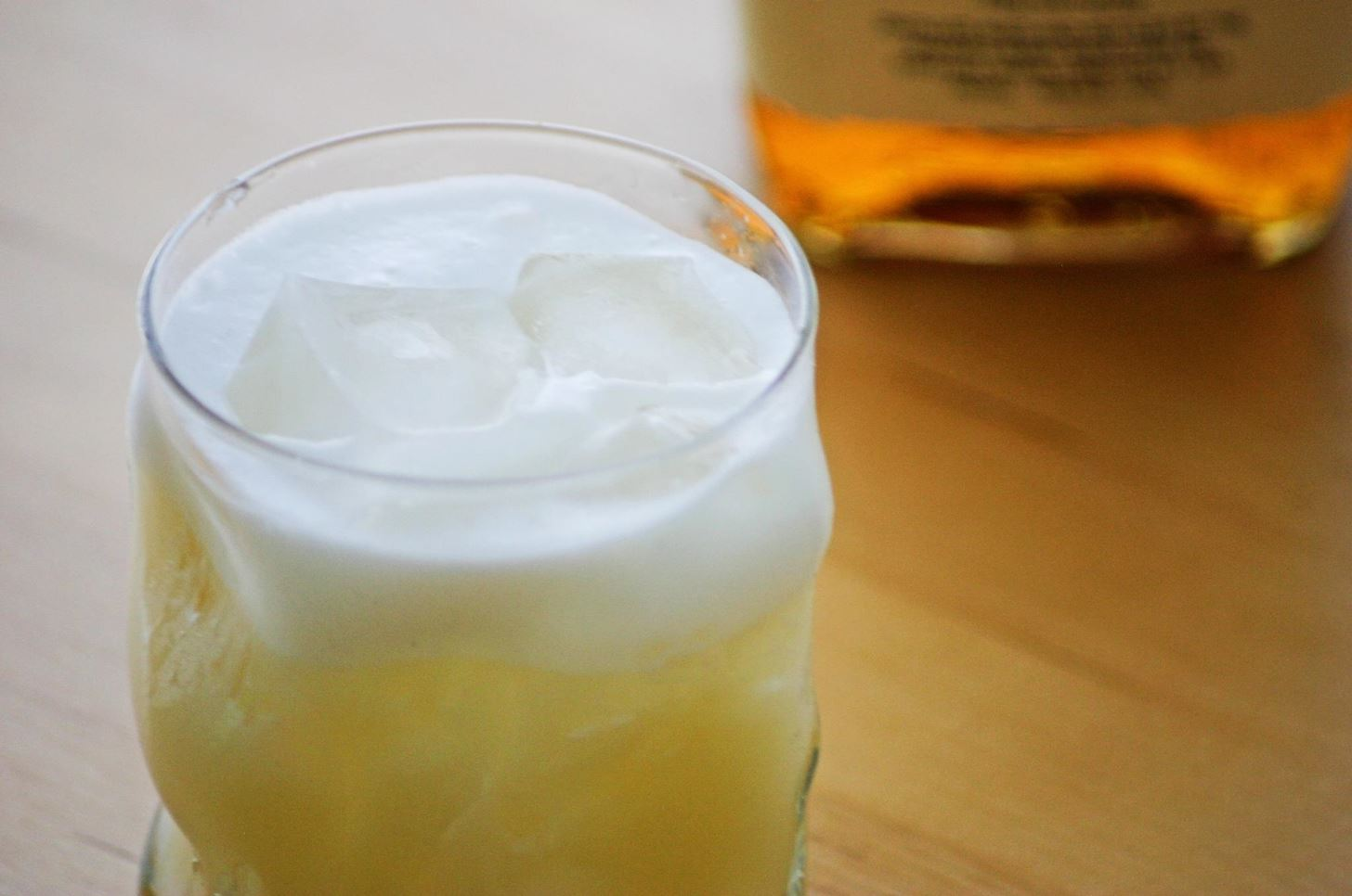 Take Your Cocktails to the Next Level with Egg Whites