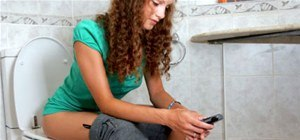 Think You Have an STD? Pee on Your Phone to Find Out
