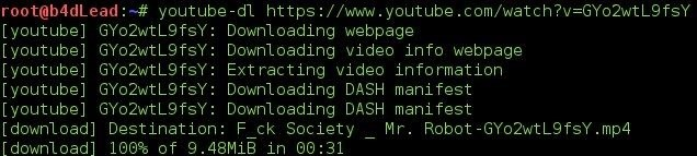 How to Download Videos with Terminal