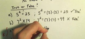 Evaluate exponents in basic arithmetic
