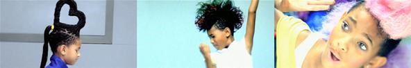"""How to Get Willow Smith's Trendsetting """"Whip My Hair"""" Hairstyles"""