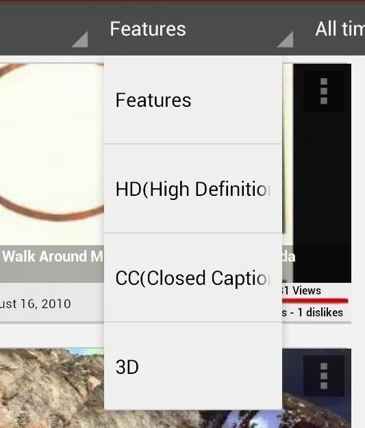 Viral HD Is YouTube on Steroids for Your Samsung Galaxy Note 2 or Other Android Device