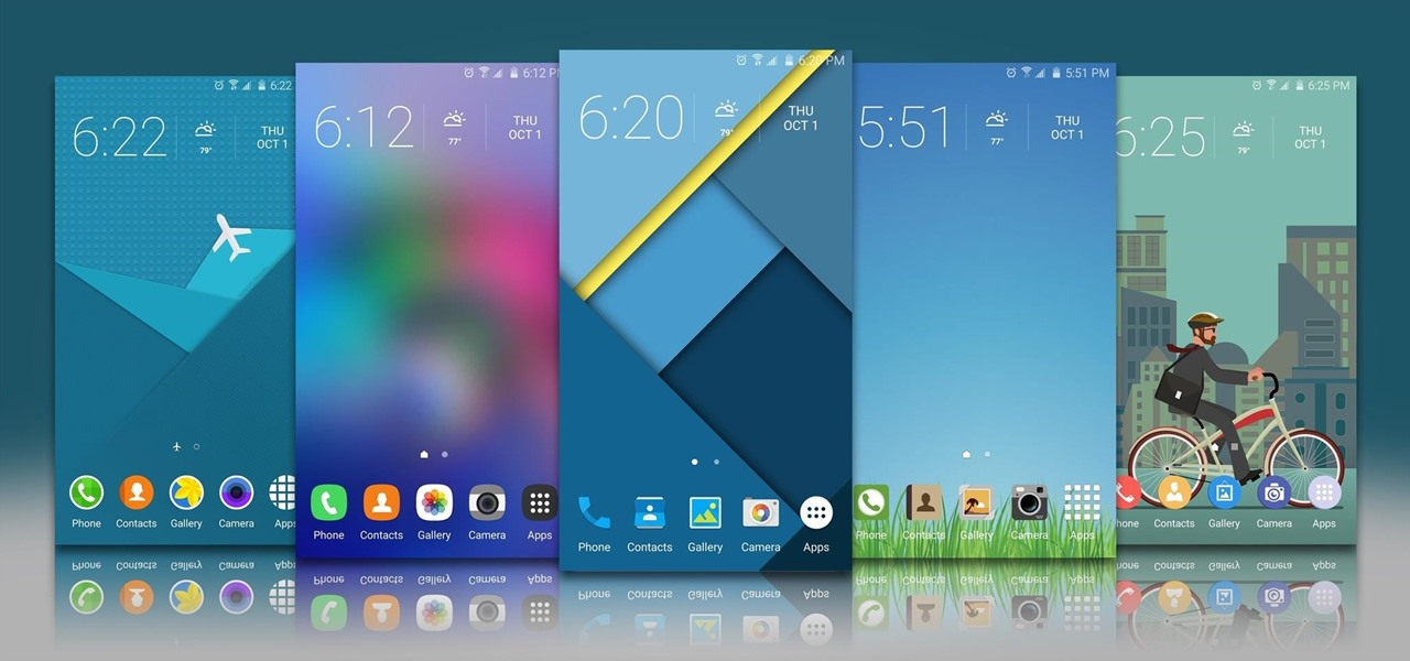 Samsung Wallpaper Themes: Page 5 Of 24 « WonderHowTo