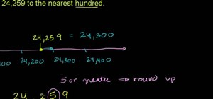 Solve rounding problems in basic mathematics