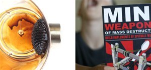 Ferrofluid and Mini Weapons of Mass Destruction Contest Pictures