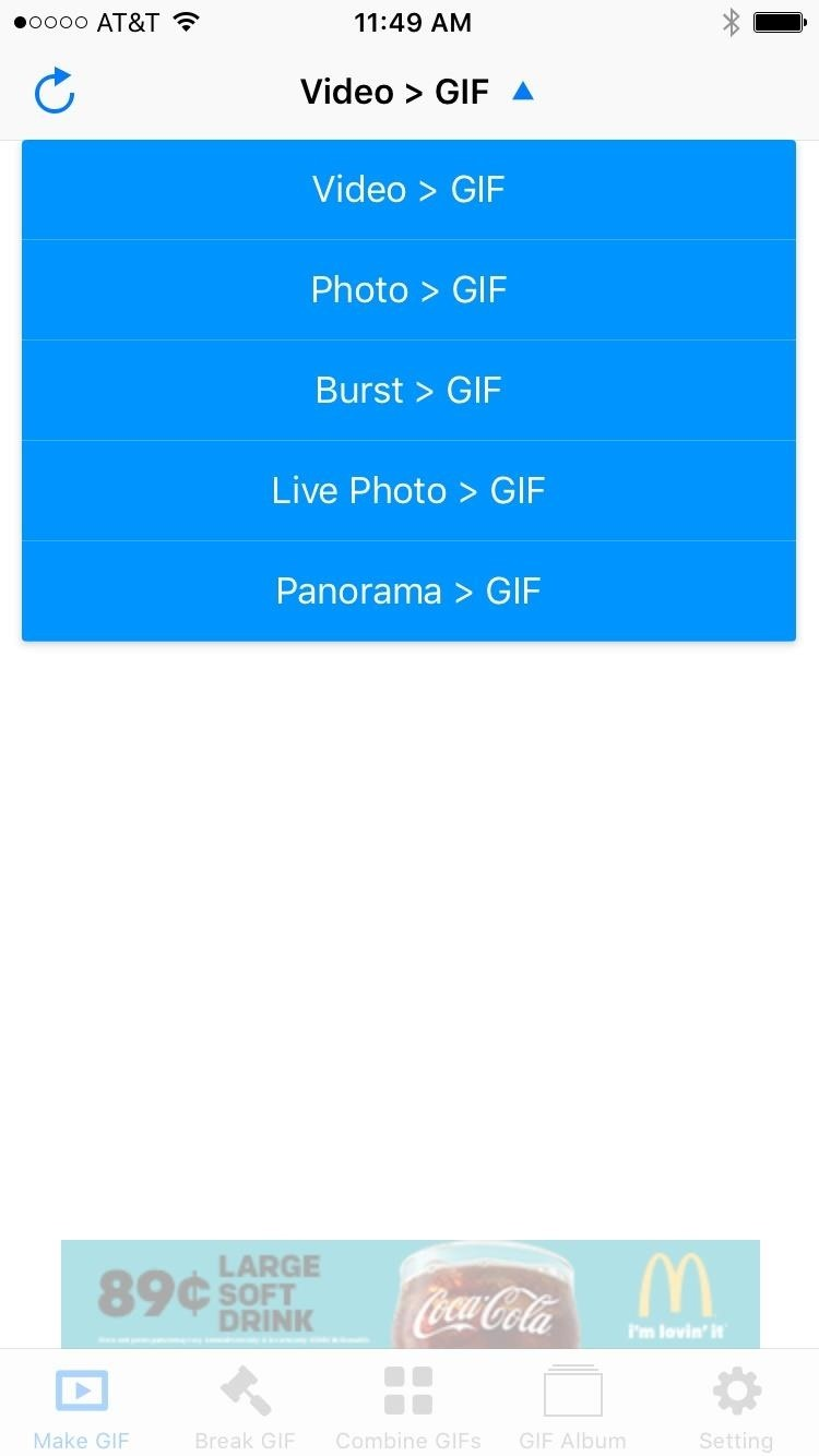 How to Make GIFs from Videos, Pictures, Bursts, & Live Photos Right on Your iPhone