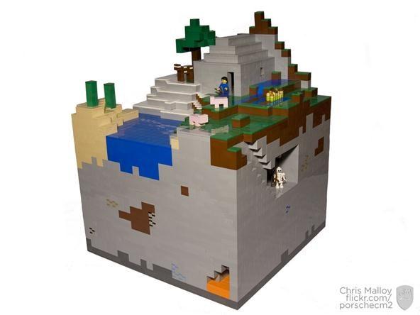 how to get bricks in minecraft