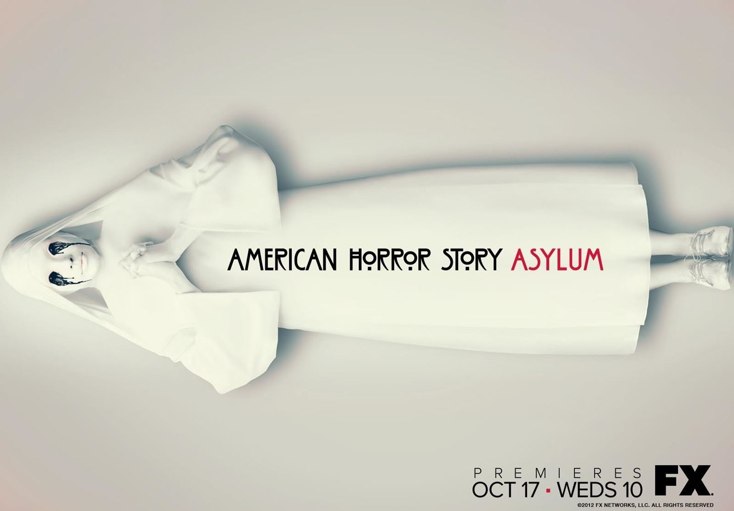 AHS Asylum: How to Make a Crying White Nun Costume for Halloween