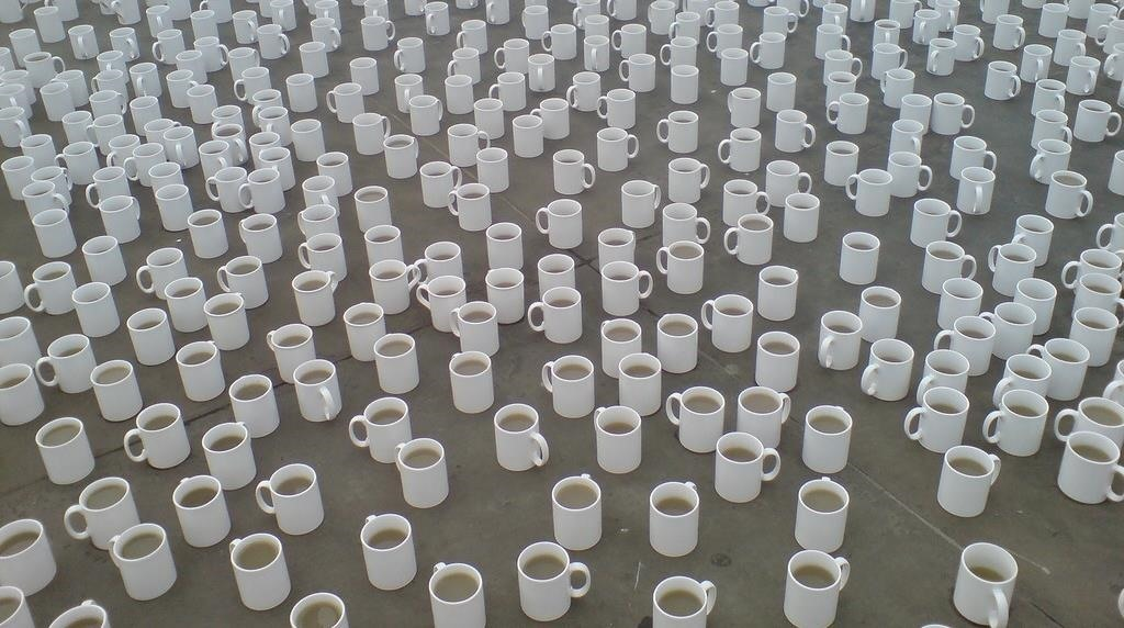 Cups Of Coffee Is How Much Caffeine