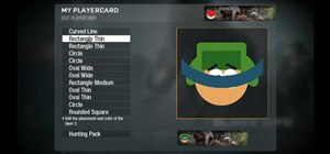 Create a Kyle from South Park custom emblem in Call of Duty: Black Ops