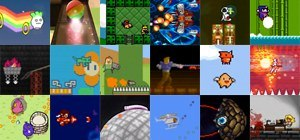PixelProspector Returns in Style with 75 Free Indie Games in 5 Minutes