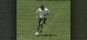 Practice Roll, Tap, Tap soccer drills