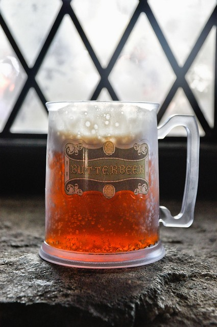 HowTo: Make Your Own Harry Potter Butterbeer