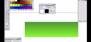 Make a gel button using Illustrator