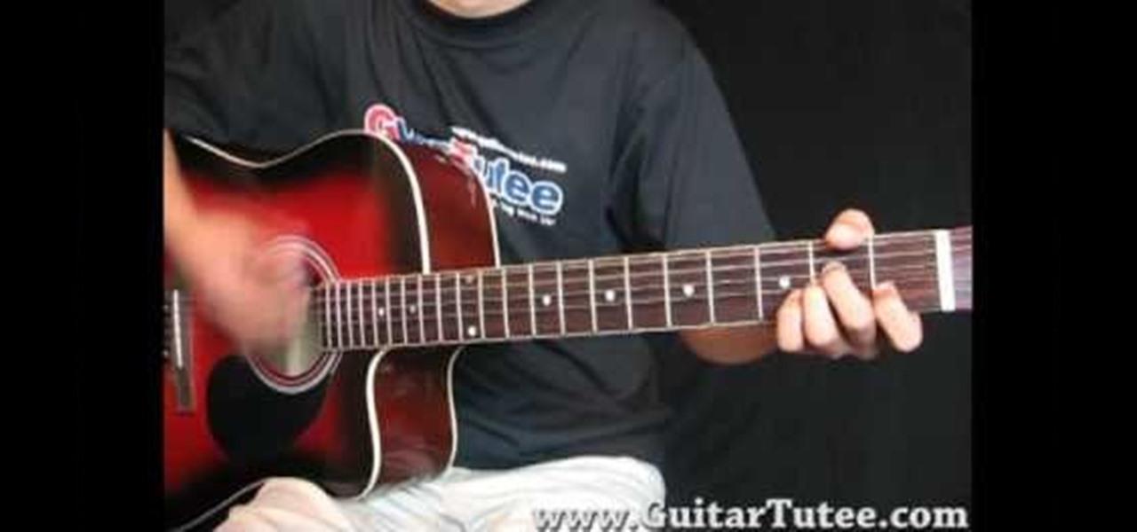 Acoustic Not Chords Do Hook Up I