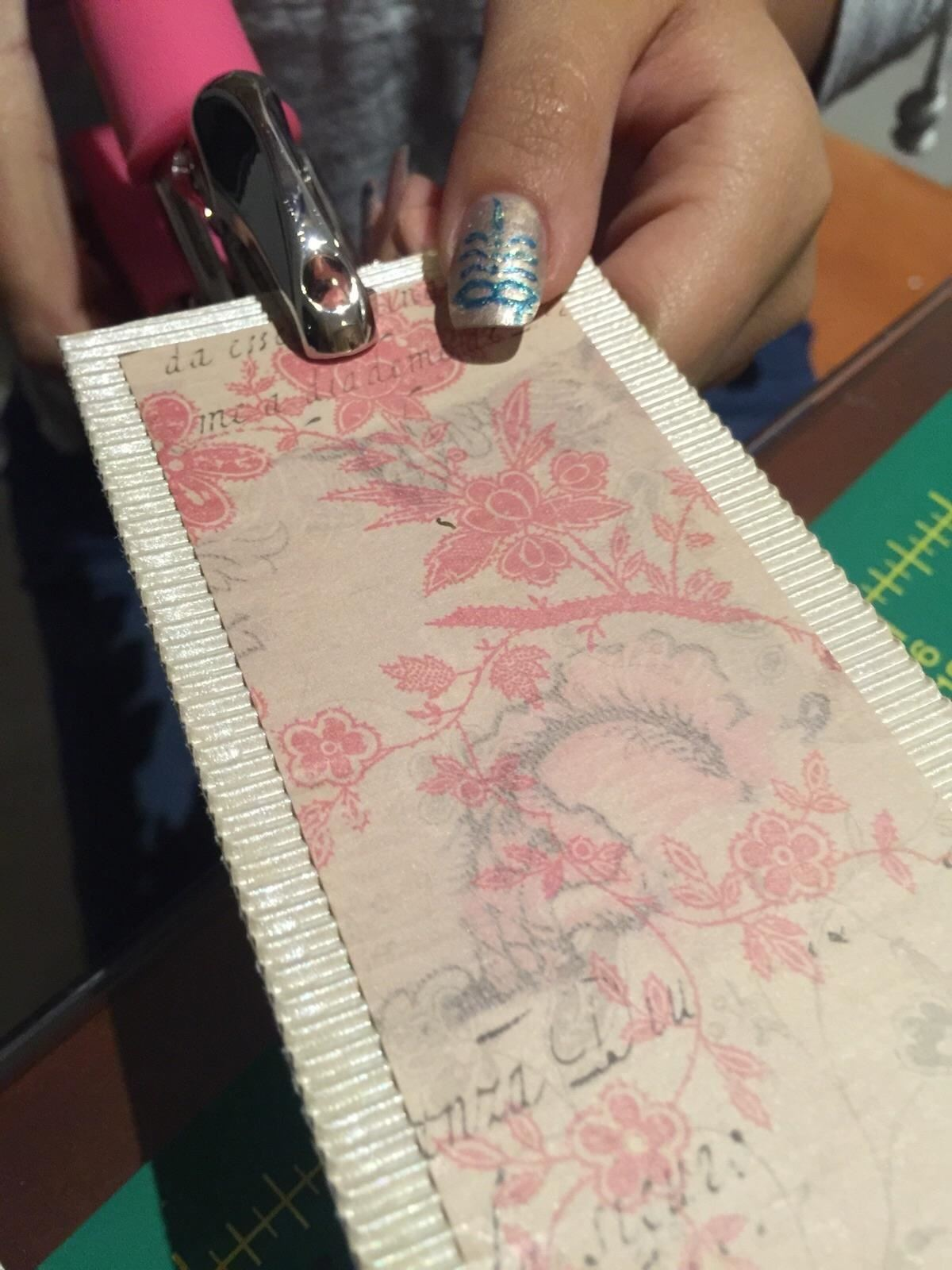 How to Make a Book Marker