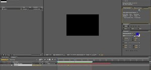 Animate text along the x axis in Adobe After Effects