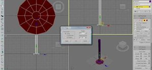 Use the cloth modifier in 3DS MAX without Reactor